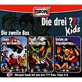 CD Die drei ??? Kids - 2. Box (F.4-6)