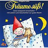 CD Träum süß! Lieder zur guten Nacht