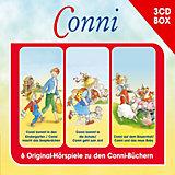 CD Conni - 3 CD Hörspielbox Vol. 1