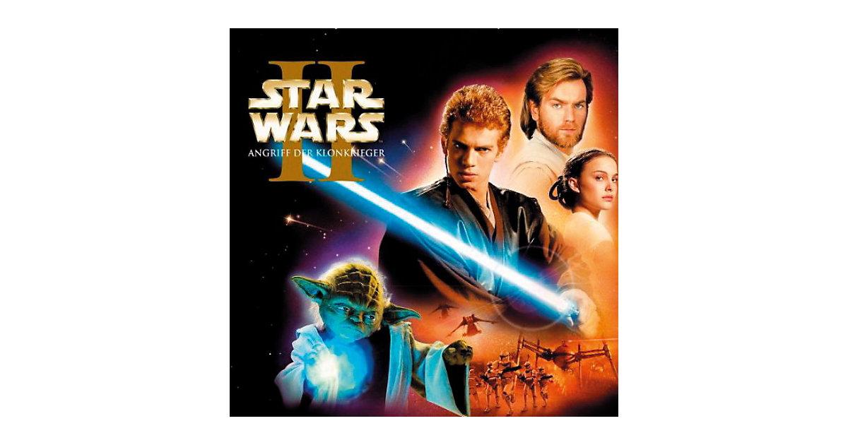 CD Star Wars II - Angriff der Klonkrieger Hörbuch
