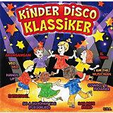 CD Kinderdisco- Klassiker