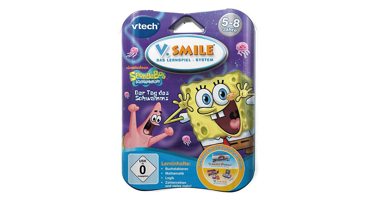 V.Smile Lernspiel ´´SpongeBob Schwammkopf´´