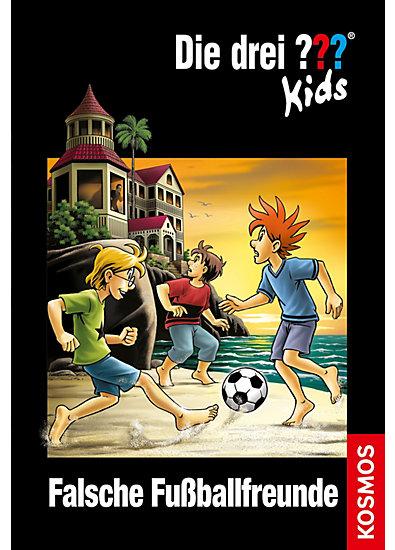 Die drei ??? Kids: Falsche Fußballfreunde