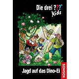Die drei ??? Kids: Jagd auf das Dino-Ei