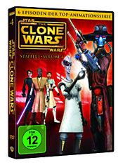 DVD Star Wars: The Clone Wars - Season 1.4