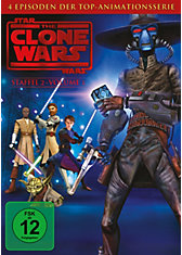 DVD Star Wars: The Clone Wars - Season 2.1