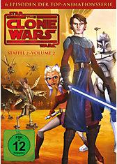 DVD Star Wars: The Clone Wars - Season 2.2