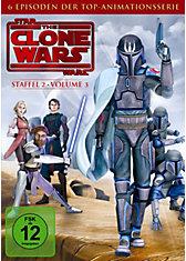 DVD Star Wars: The Clone Wars - Season 2.3