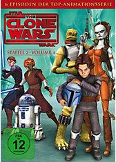 DVD Star Wars: The Clone Wars - Season 2.4