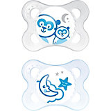 Pacifier Night, Silicon, Size 1, Girls