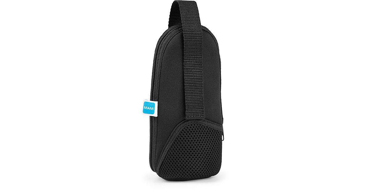 Flaschen-Isoliertasche Thermal Bag, schwarz