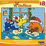 CD Die Sendung der Maus 18 - Weihnachtsbäckerei