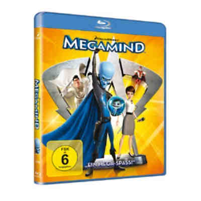 BLU-RAY Megamind