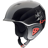 CARRERA CJ-1 Skihelm, black red