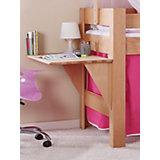 Schreibtisch für Spielbett LEO, Buche massiv, geölt