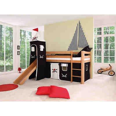 piratenbett piratenbetten online kaufen mytoys. Black Bedroom Furniture Sets. Home Design Ideas