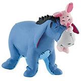 BULLYLAND Comicwelt Walt Disney Winnie the Pooh -  Iaah mit Piglet