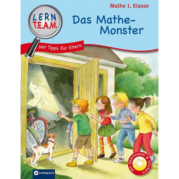 Lern-T.E.A.M.: Das Mathe-Monster