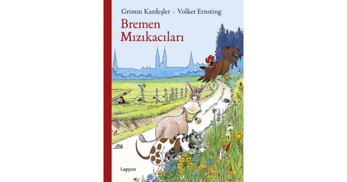 Buch - Bremen Mizikacilari / Die Bremer Stadtmusikanten, türkische Ausgabe