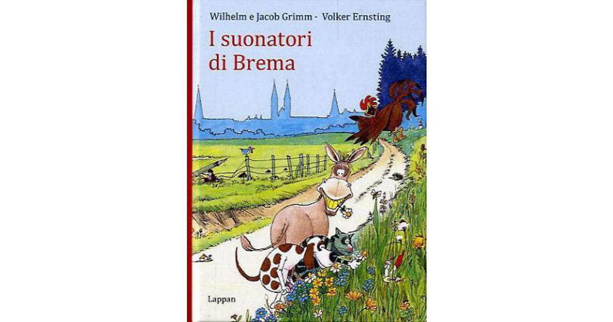 Buch - I suonatori di Brema / Die Bremer Stadtmusikanten, italienische Ausgabe