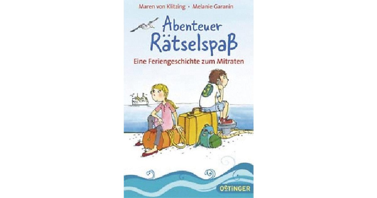 Buch - Abenteuer Rätselspaß