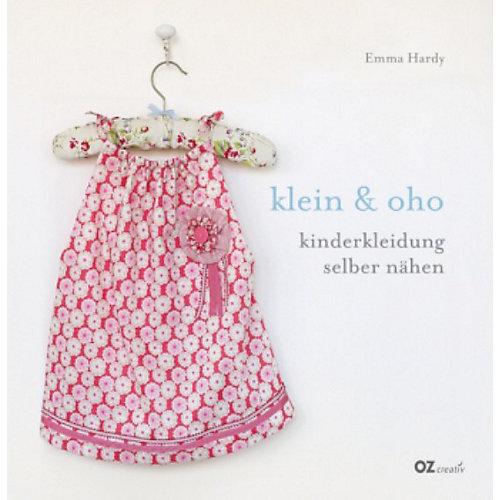 Buch - klein & oho - Kinderkleidung selber nähen