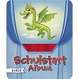 Schulstart Album - Jungen (Motiv Drache)