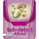 Schulstart-Album - Mädchen (Motiv Meerjungfrau)