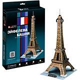 "Пазл 3D ""Эйфелева Башня (Париж)"", 35 деталей, CubicFun"