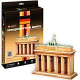 """Пазл 3D """"Браденбургские ворота (Берлин)"""", 31 деталь, CubicFun"""