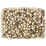 Naturholzscheiben zum Basteln & Gestalten, 1 kg