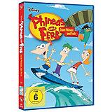 DVD Disney Phineas und Ferb - Vol. 1 - Team Phineas und Ferb