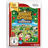 Wii Animal Crossing: Let´s Go to the City - Nintendo Selects