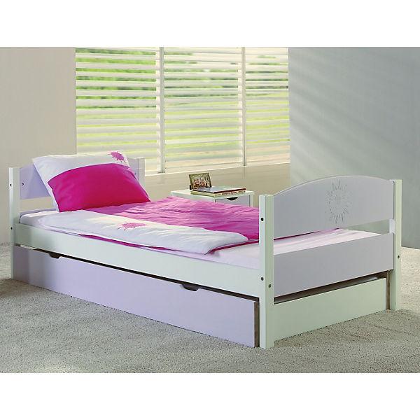 bettschubkasten f r kinderbett stella lila wei relita mytoys. Black Bedroom Furniture Sets. Home Design Ideas