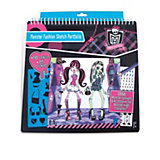Monster High Skizzenblock, groß