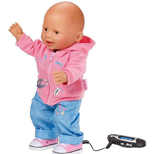 Zapf Creation Кукла Танцующий Дэнни, 36 см