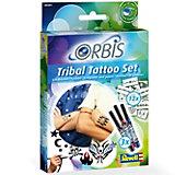 Orbis Tribal Tattoo Set