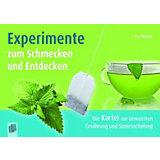 Experimente zum Schmecken und Entdecken