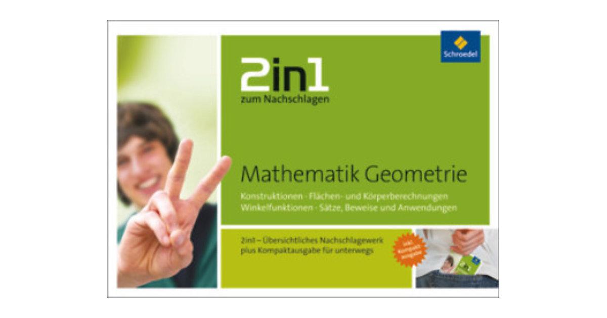 Buch - 2 in 1 zum Nachschlagen: Mathematik Geometrie