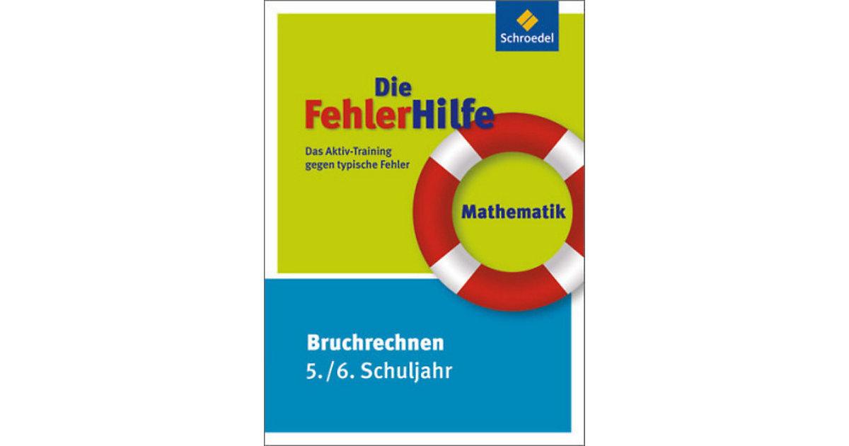 Buch - Die FehlerHilfe: Mathematik Bruchrechnen 5./6. Schuljahr