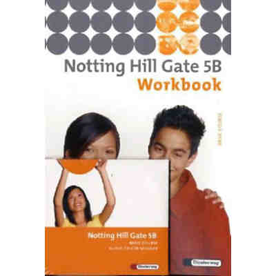 Notting Hill Gate, Ausgabe 2007: 9. Schuljahr, Workbook m. Audio-CD