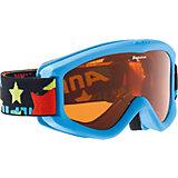 Skibrille Carvy 2.0 blau