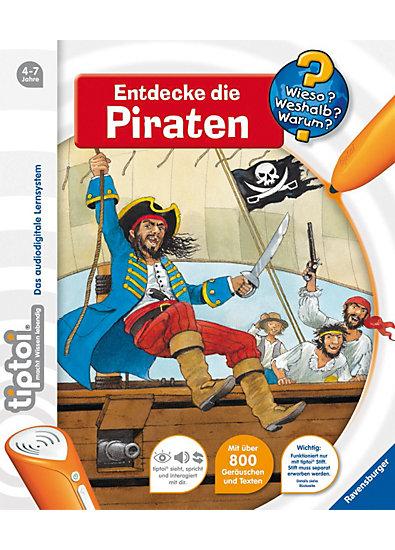 tiptoi®: WWW Entdecke die Piraten