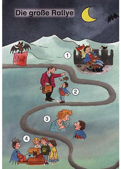 tiptoi®: Leserabe - Willi Vampir in der Schule
