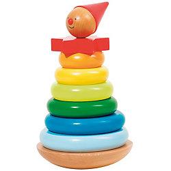 """Пирамидка """"Клоун"""", goki"""