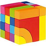 Строительные кубики и Пазл-головоломка, goki