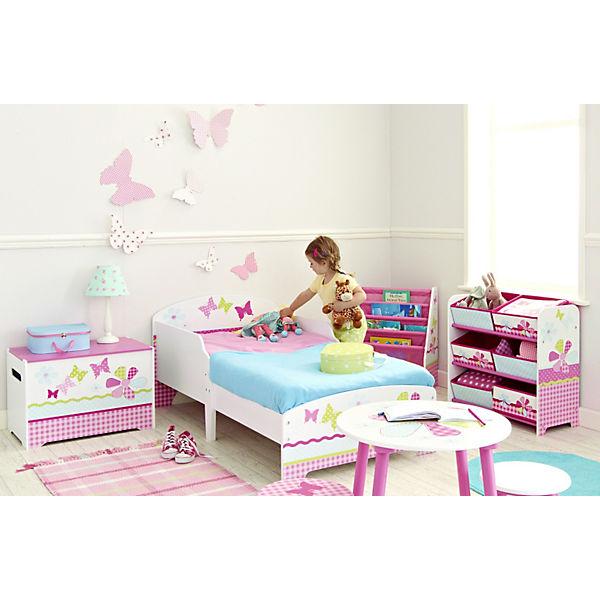 spielzeug truhe schmetterling patchwork worlds apart mytoys. Black Bedroom Furniture Sets. Home Design Ideas
