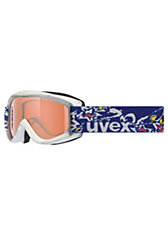 UVEX Kleinkinder Skibrille Snowy pro weiß