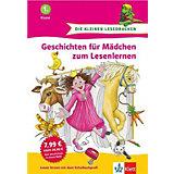 Die kleinen Lesedrachen: Geschichten für Mädchen zum Lesenlernen, Sammelband