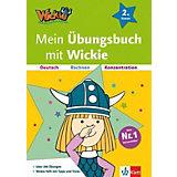 Mein Übungsbuch mit Wickie: 2. Klasse